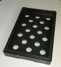Hot / cool top extention to accept Euronorm  600x400 size Eutectic plate , Ideal for hospitals , res